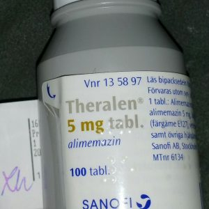 Theralen 5 mg